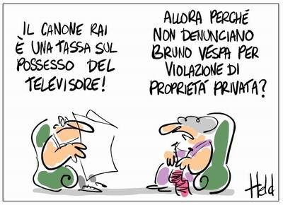 Alla Fine Della Visita Consegna Un Cedolino Per Il Pagamento Del Canone/ Tassa ...